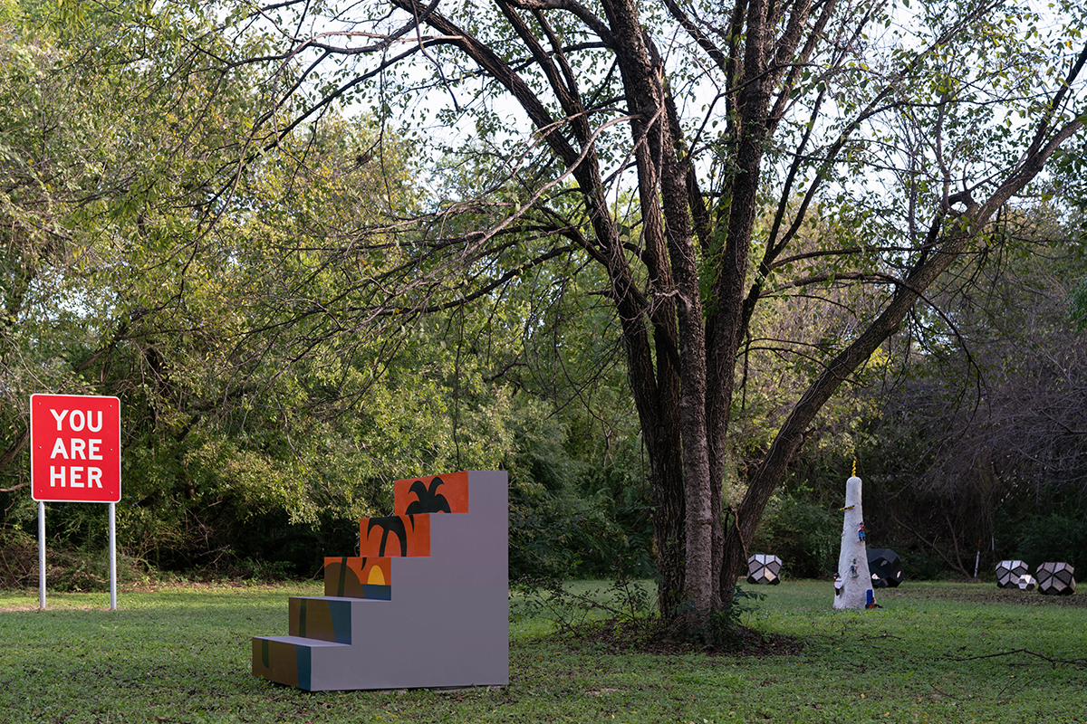 trey burns sweet pass sculpture park